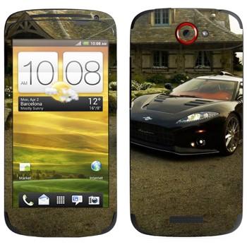 Виниловая наклейка «Spynar - суперкар» на телефон HTC One S