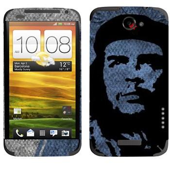 Виниловая наклейка «Comandante Che Guevara» на телефон HTC One X