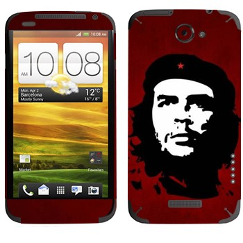 Виниловая наклейка «Че Гевара» на телефон HTC One X