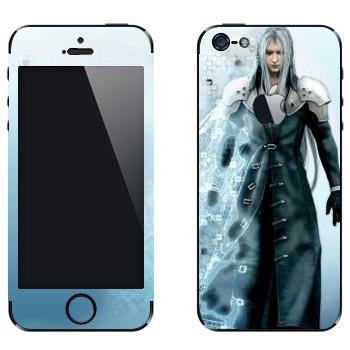 Виниловая наклейка «Сефирот - Final Fantasy» на телефон Apple iPhone 5