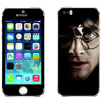 Виниловая наклейка «Harry Potter» на телефон Apple iPhone 5S