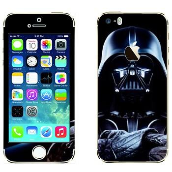 Виниловая наклейка «Дарт Вейдер» на телефон Apple iPhone 5S