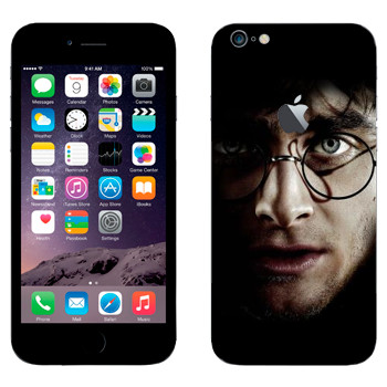 Виниловая наклейка «Harry Potter» на телефон Apple iPhone 6 Plus/6S Plus