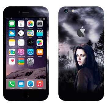 Виниловая наклейка «Белла на болотах - Сумерки» на телефон Apple iPhone 6 Plus/6S Plus