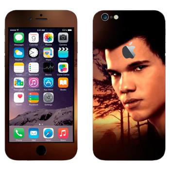 Виниловая наклейка «Джейкоб - Сумерки» на телефон Apple iPhone 6 Plus/6S Plus