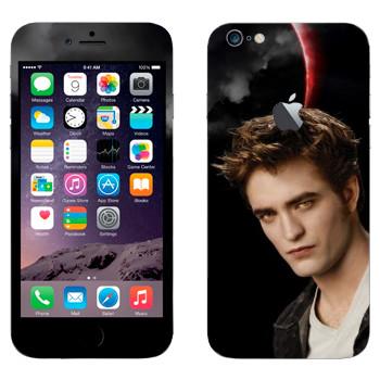 Виниловая наклейка «Эдвард - Сумерки» на телефон Apple iPhone 6 Plus/6S Plus