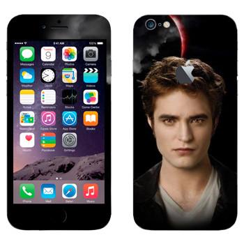 Виниловая наклейка «Эдвард Каллен» на телефон Apple iPhone 6 Plus/6S Plus