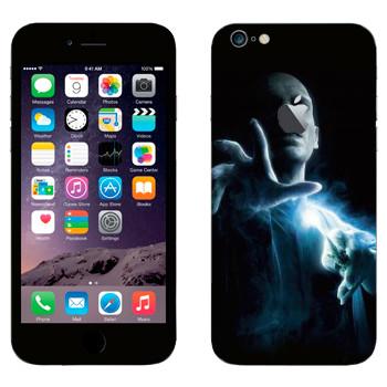Виниловая наклейка «Волан де Морт - Гарри Поттер» на телефон Apple iPhone 6 Plus/6S Plus