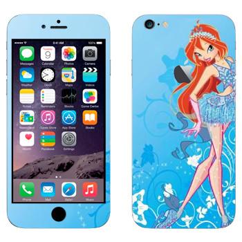 Виниловая наклейка «Блум - WinX» на телефон Apple iPhone 6 Plus/6S Plus