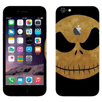 Виниловая наклейка «Джек - Кошмар перед рождеством» на телефон Apple iPhone 6 Plus/6S Plus