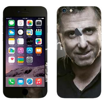 Виниловая наклейка «Кэл Лайтман - Lie to me» на телефон Apple iPhone 6 Plus/6S Plus