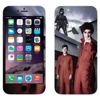 Виниловая наклейка «Отбросы 2-й сезон» на телефон Apple iPhone 6 Plus/6S Plus