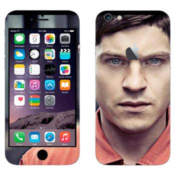 Виниловая наклейка «Саймон Беллами - Отбросы» на телефон Apple iPhone 6 Plus/6S Plus