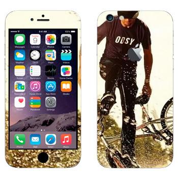 Виниловая наклейка «BMX» на телефон Apple iPhone 6 Plus/6S Plus