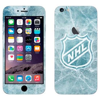 Виниловая наклейка «НХЛ логотип» на телефон Apple iPhone 6 Plus/6S Plus