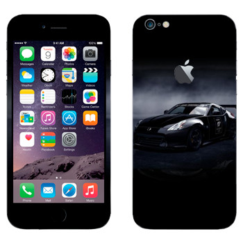 Виниловая наклейка «Nissan 370 Z» на телефон Apple iPhone 6 Plus/6S Plus