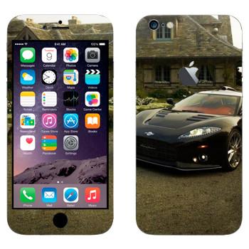 Виниловая наклейка «Spynar - суперкар» на телефон Apple iPhone 6 Plus/6S Plus