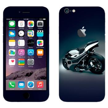 Виниловая наклейка «Супер байк прототип» на телефон Apple iPhone 6 Plus/6S Plus