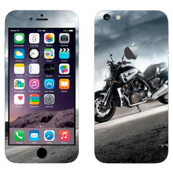 Виниловая наклейка «Ямаха» на телефон Apple iPhone 6 Plus/6S Plus