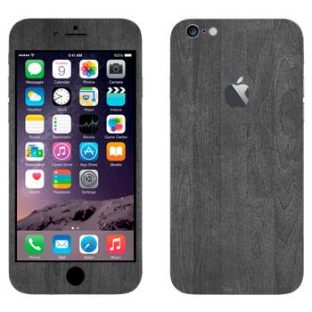 Виниловая наклейка «Черные доски» на телефон Apple iPhone 6 Plus/6S Plus