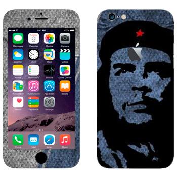 Виниловая наклейка «Comandante Che Guevara» на телефон Apple iPhone 6/6S