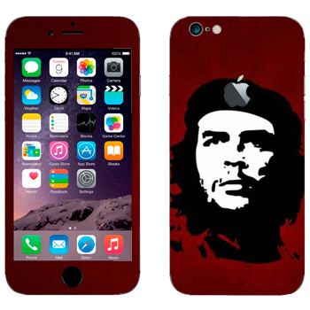 Виниловая наклейка «Че Гевара» на телефон Apple iPhone 6/6S