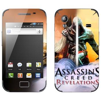 Виниловая наклейка «Assassin's Creed: Revelations» на телефон Samsung Galaxy Ace