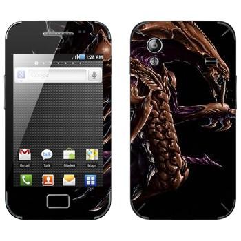 Виниловая наклейка «Hydralisk» на телефон Samsung Galaxy Ace