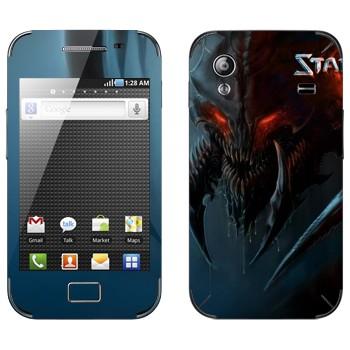 Виниловая наклейка «Гидралиск - StarCraft 2» на телефон Samsung Galaxy Ace
