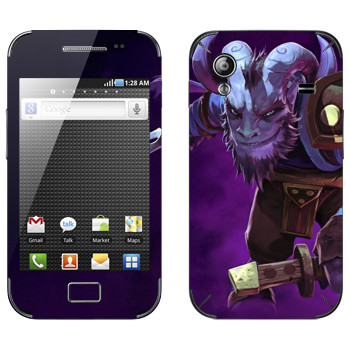 Виниловая наклейка «Рики Рикимару - Dota 2» на телефон Samsung Galaxy Ace