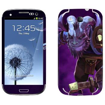 Виниловая наклейка «Рики Рикимару - Dota 2» на телефон Samsung Galaxy S3