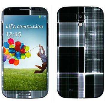 Виниловая наклейка «Клеточки в рентгене» на телефон Samsung Galaxy S4