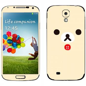 Виниловая наклейка «Kawaii» на телефон Samsung Galaxy S4