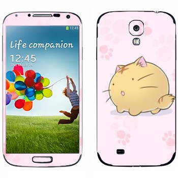 Виниловая наклейка «Poyopoyo - Kawaii» на телефон Samsung Galaxy S4