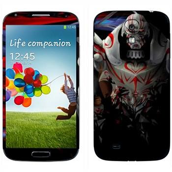 Виниловая наклейка «Аруфонсу Эрурикку - Fullmetal Alchemist» на телефон Samsung Galaxy S4