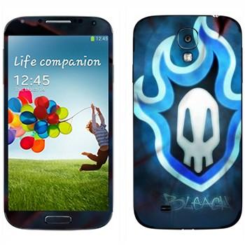 Виниловая наклейка «Блич лого» на телефон Samsung Galaxy S4