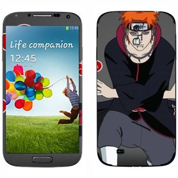 Виниловая наклейка «Пейн - Наруто» на телефон Samsung Galaxy S4