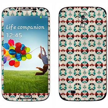 Виниловая наклейка «Узор от Georgiana Paraschiv» на телефон Samsung Galaxy S4