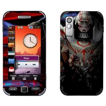 Виниловая наклейка «Аруфонсу Эрурикку - Fullmetal Alchemist» на телефон Samsung S5230