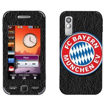 Виниловая наклейка «Бавария эмблема» на телефон Samsung S5230