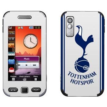 Виниловая наклейка «Тоттенхэм эмблема» на телефон Samsung S5230