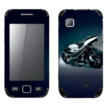 Виниловая наклейка «Супер байк прототип» на телефон Samsung Wave 525