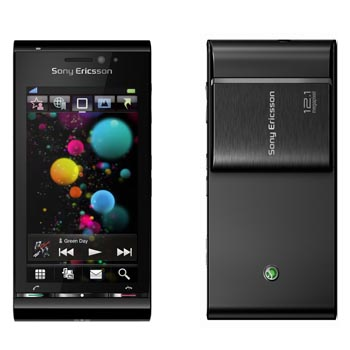 Sony Ericsson U1 Satio